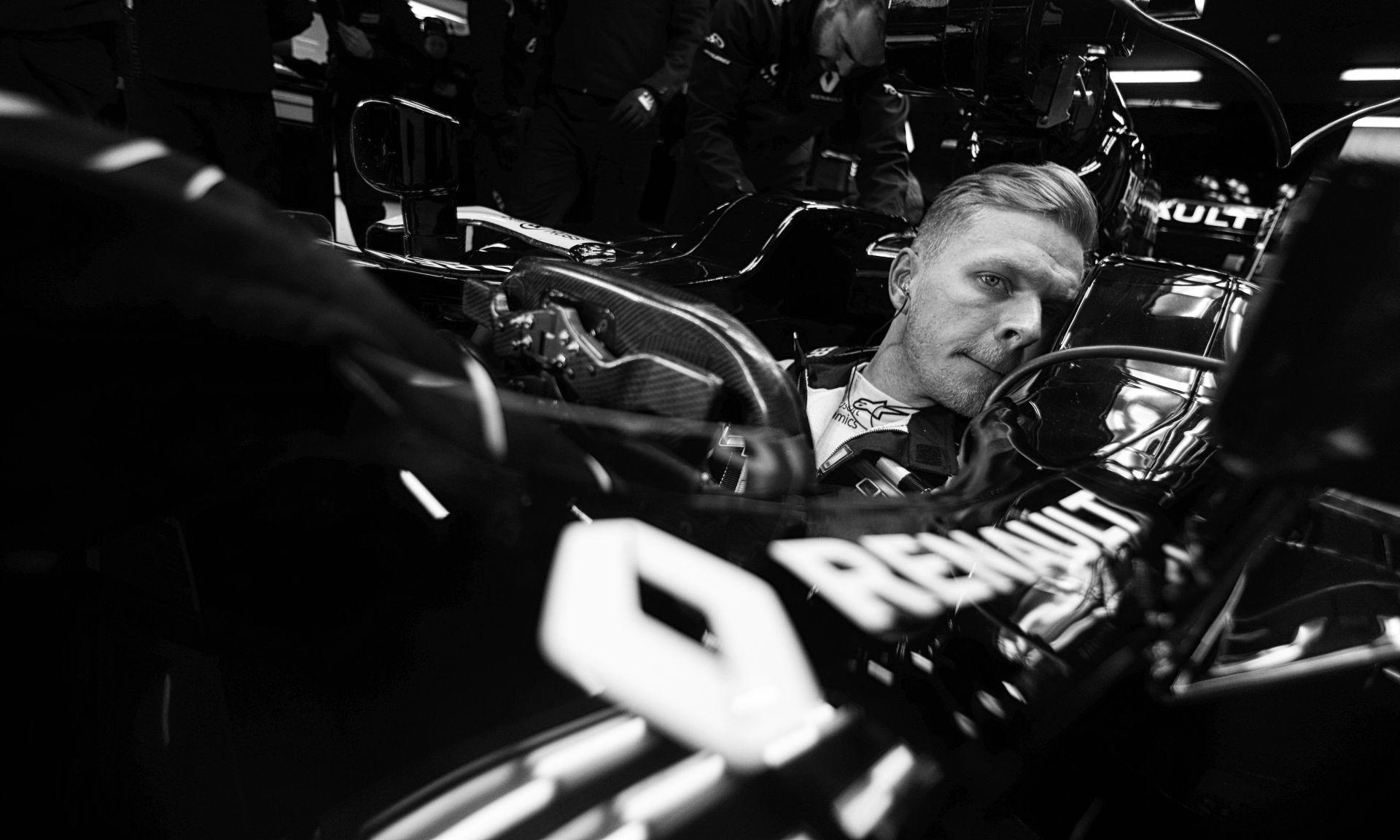Magnussen nem fogad bosszút a McLaren ellen, de szerinte a Renault-nál boldogabbak az emberek
