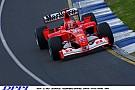Egy egészen fantasztikus kör Schumachertől: Melbourne, 2003
