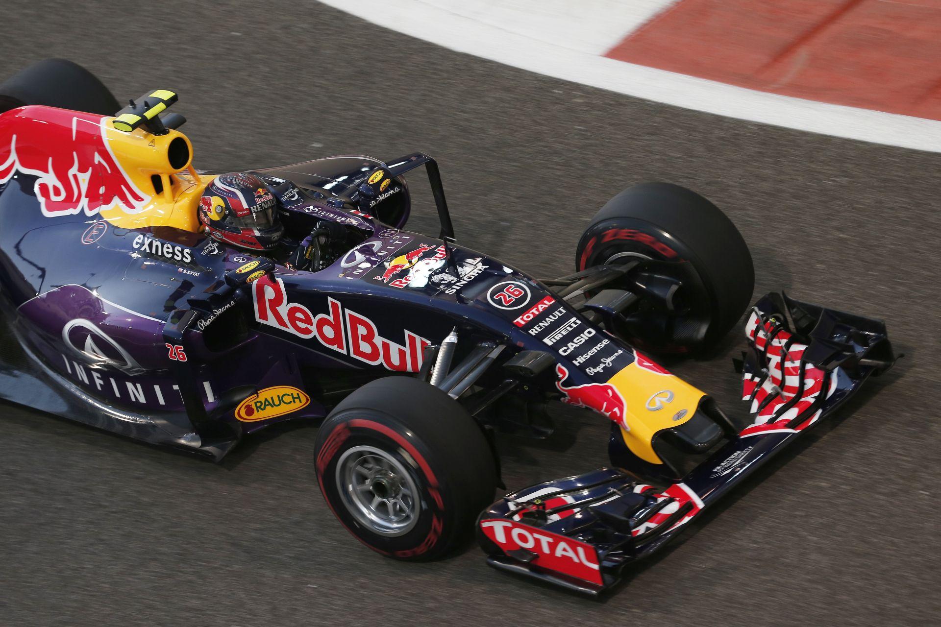 A Red Bull a Honda motorjait akarja!