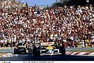 Óriási: Piquet driftelve előzte meg Sennát az első Magyar Nagydíjon (1986)