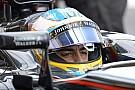 Videón Alonso startja Mexikóból és ahogy megkotlik alatta a McLaren-Honda