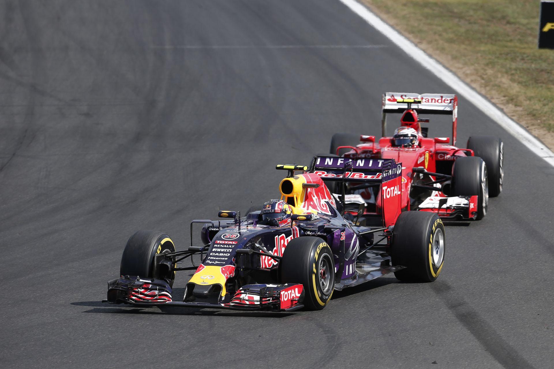 """A Ferrari és a Red Bull közös projektje, az """"Alfa Romeo"""" lehet a megoldás a bikáknak!"""