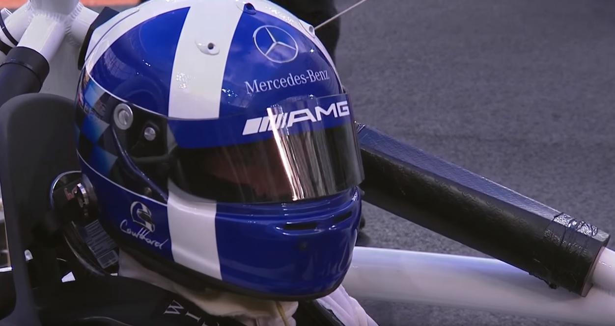 Coulthard történelmet írt: ilyet még senki sem csinált az ROC-n