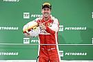 """Vettelt """"sokkolta"""", hogy a Ferrari mennyire jó lett idén"""