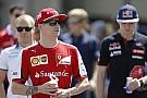 Raikkönen nagyon boldog, hogy a Ferrari végre a helyes irányba halad előre