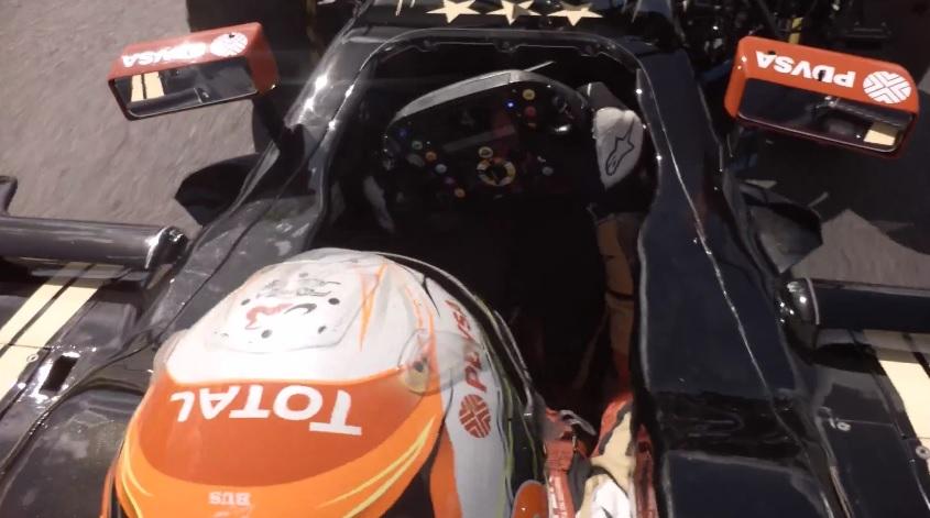 A Lotus is onboarddal zárja a hetet: Grosjean Brands Hatch-ben visz körbe