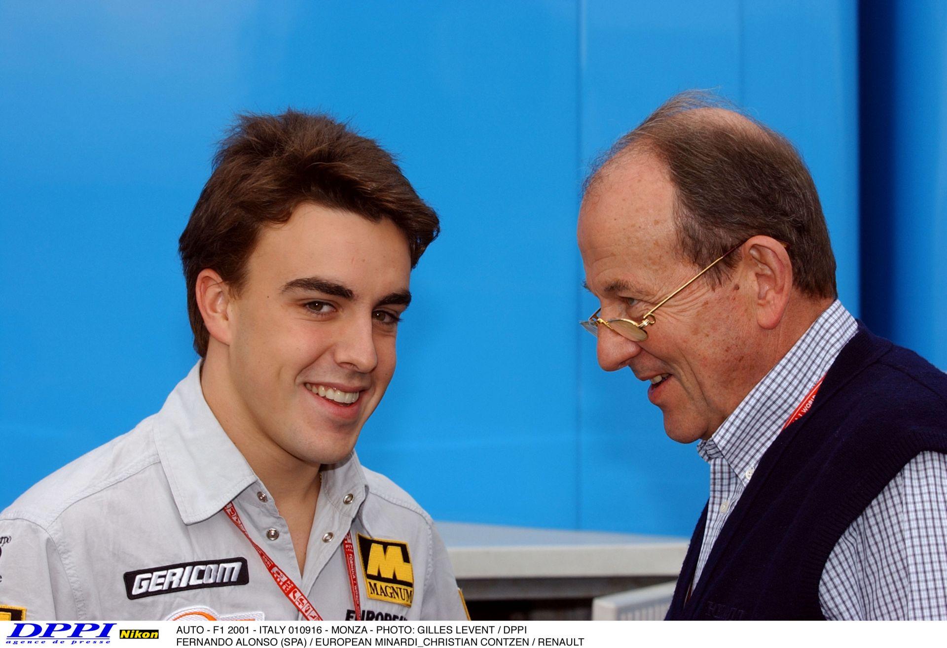 Jöhet Alonso 250. nagydíja