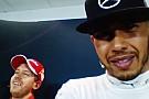 """Hamilton hatalmas videós felvétele Szocsiból: """"Miről beszél Vettel???"""""""