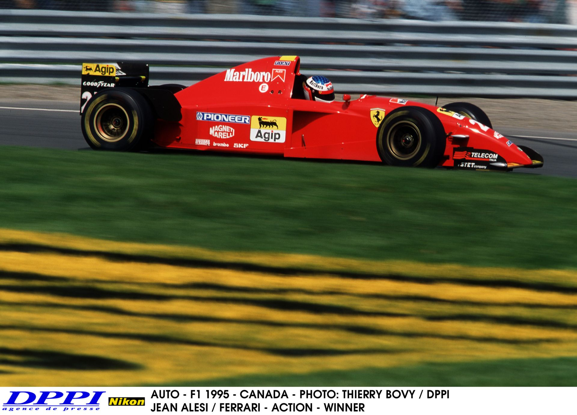 Egy F1-es pilóta, aki sokkal többre volt hivatott: Jean Alesi