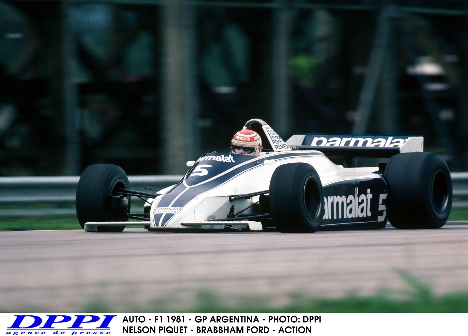 Piquet 1981-ben ezen a napon szerezte meg az első bajnoki címét az F1-ben!