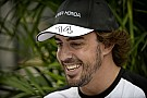 Alonso úgy érzi ma jutott el pályafutása egyik csúcsára!