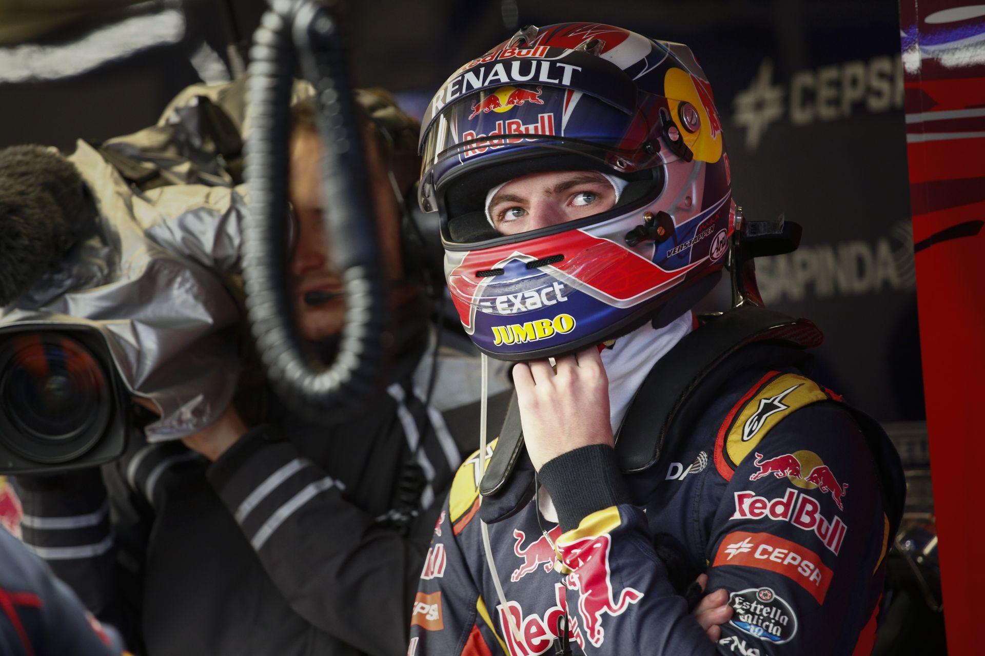 Verstappen: Csak akkor tudom megmondani, hogy Hamilton mennyire jó, ha ugyanolyan autóban ülünk!