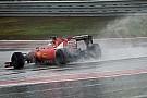 Belső kamerás videó Vettel startjáról: Amerikai Nagydíj