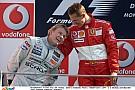 Ha Raikkonen nyer, tudod, nem fog megőrülni, míg Schumachert mindig jó volt fotózni