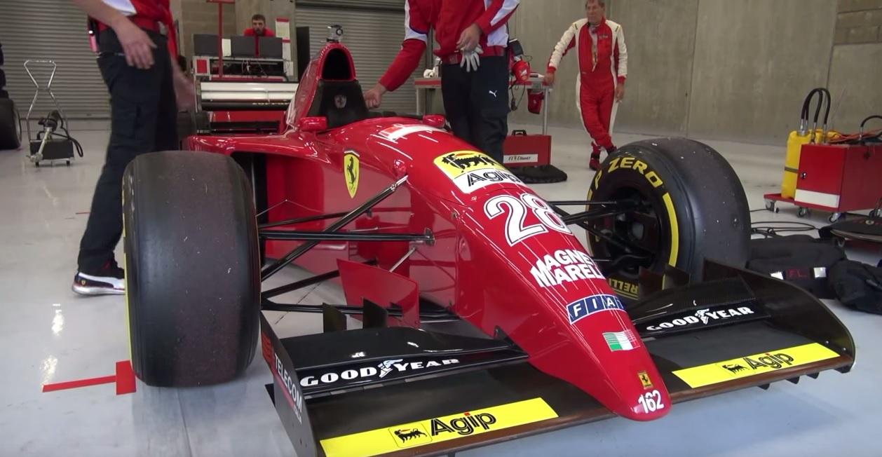 Tekerd fel a hangerőt, és nézd meg vagy 20x! Eszméletlen! Minden idők legdurvább V12-es F1-es Ferrari motorja?