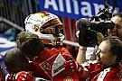 Mercedes: A Ferrari Szingapúrban domináns győzelmet aratott - rajtuk kell tartanunk a szemünket