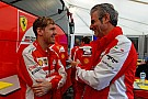 Egy hatalmas jelenet a 30. Magyar Nagydíjról: Ennyire ARC a Ferrari csapatfőnök!