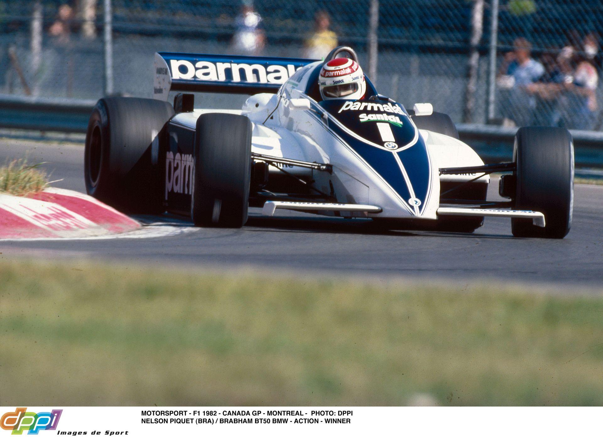 Verekedés a Forma-1-ben: 1982. augusztus 8. - Piquet Bruce Leeként csapott le