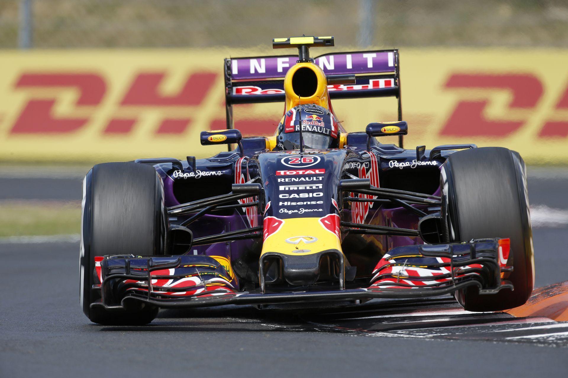 A Red Bull figyelmeztette a Renault-t: Ránk kell koncentrálniuk!