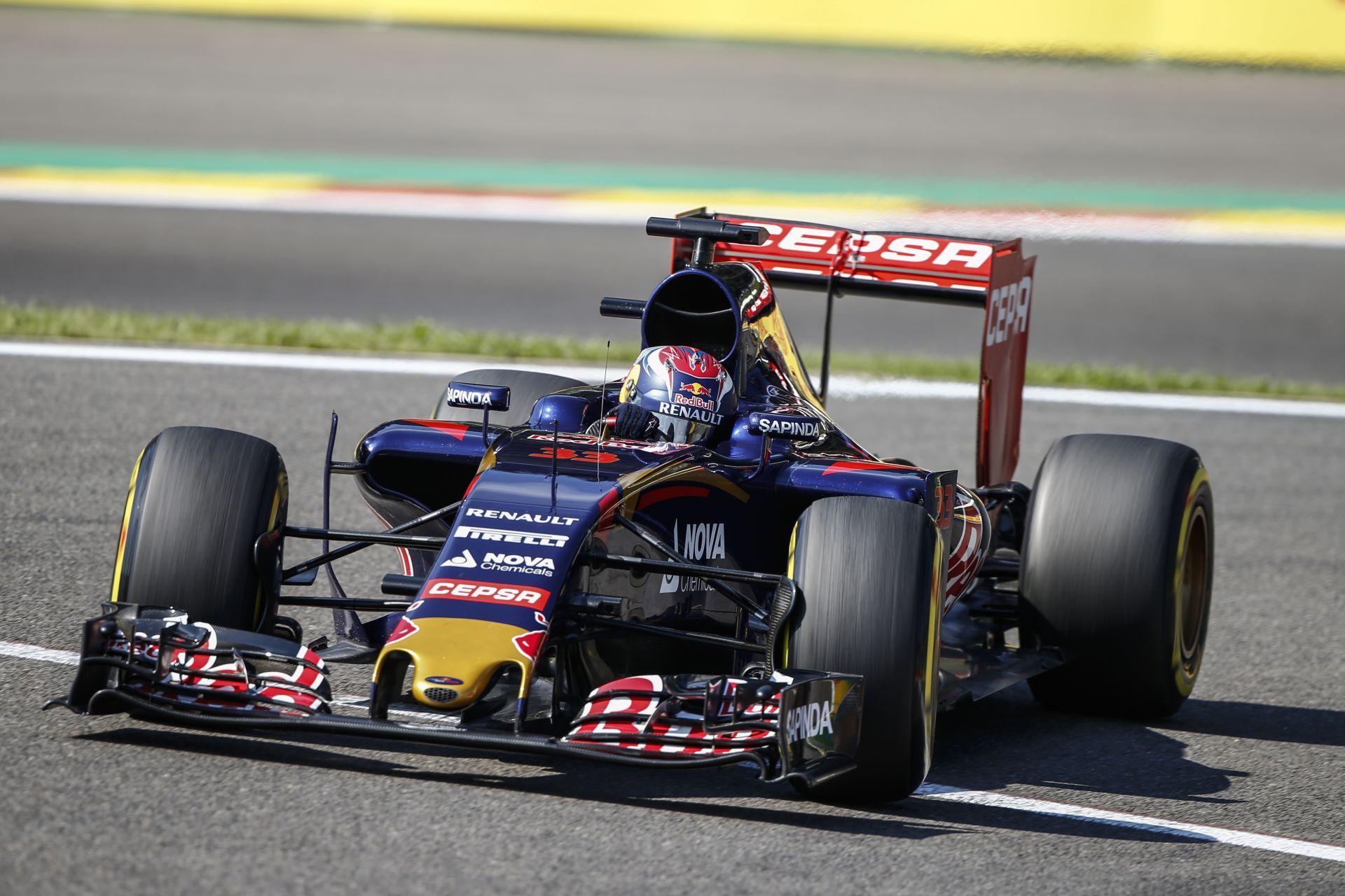 Fikázod a 17 éves F1-es újoncot: Akkor nézd meg, hogy megint mit csinált! LIKE A BOSS!