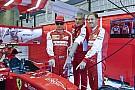 A Ferrari nem azért szerződtette Raikkonent, mert az kék szemű és szőke