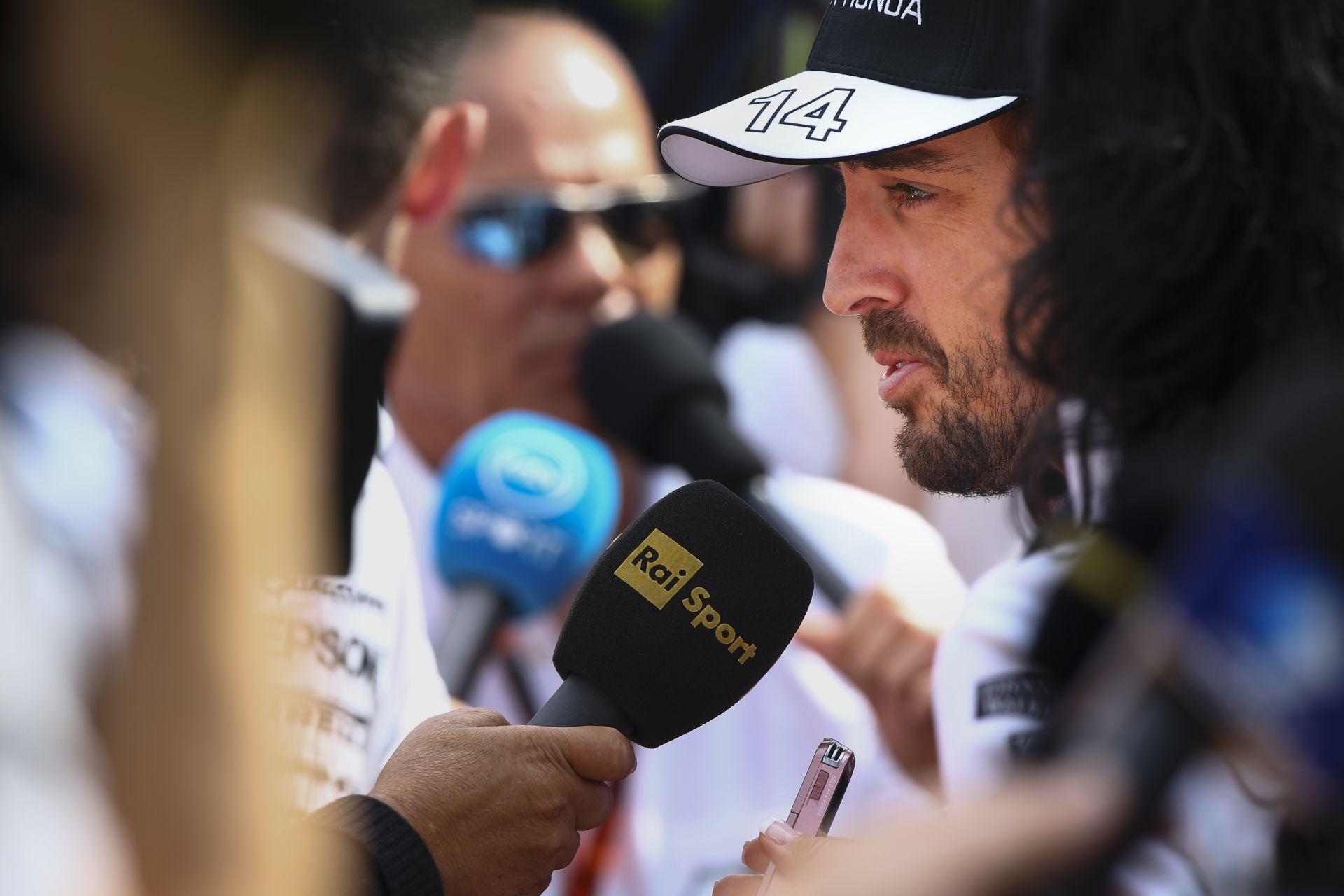 Alonso komoly szenvedésre számít Monzában: iszonyat lassú lehet a McLaren-Honda