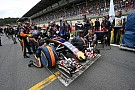 Silverstone komoly teszt lesz a motorok számára: padlógáz és nagy tempó