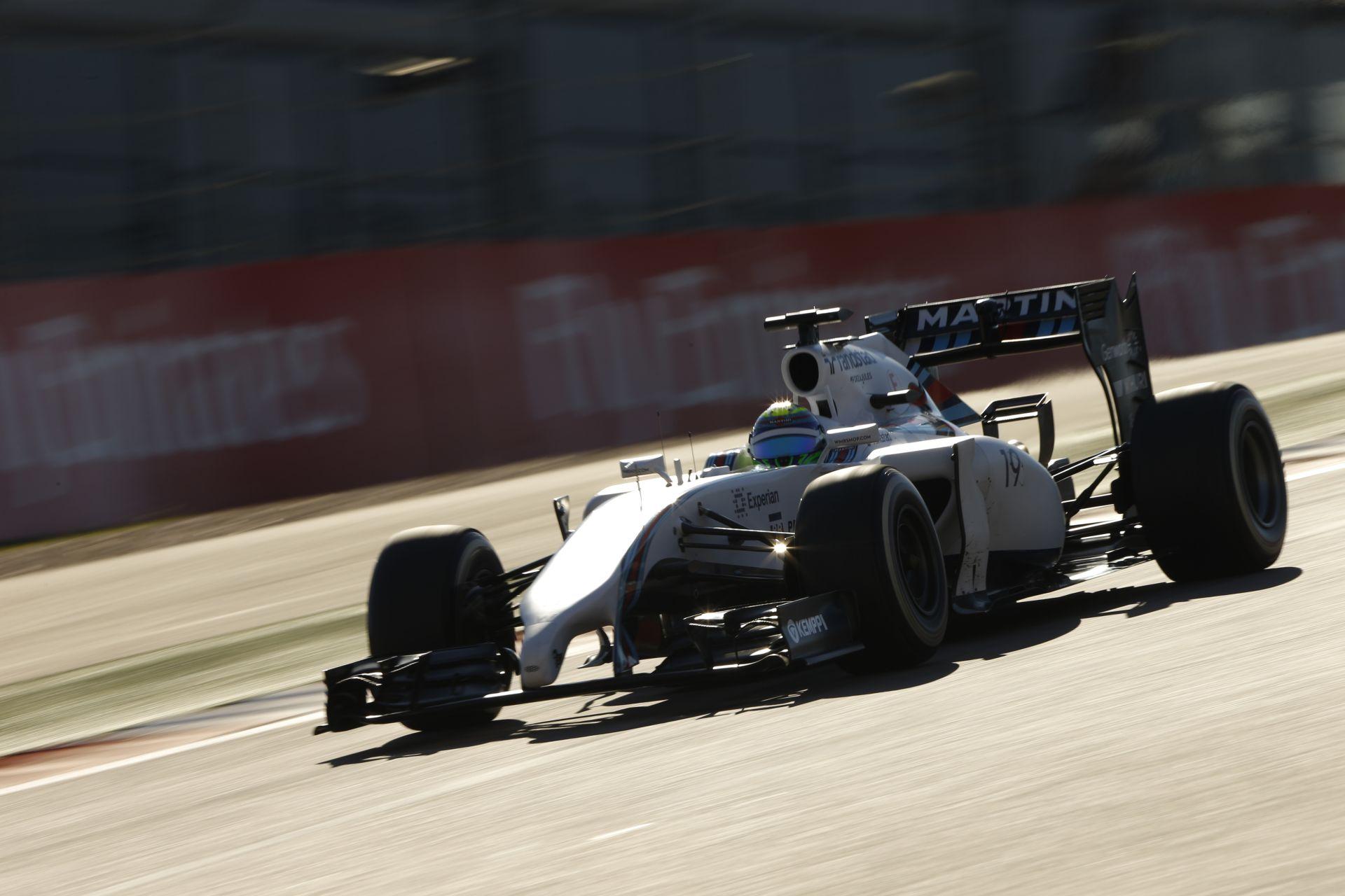Massa jövőre a bajnoki címért harcolna a Williamsszel