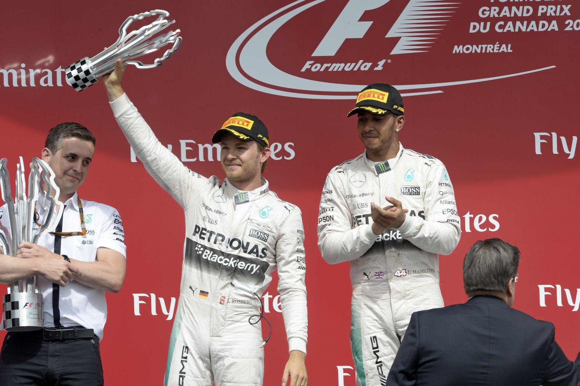 A Forma-1 történelme most íródik: a Mercedes párosa írja!