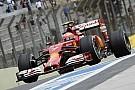 A Ferrari egy lépéssel közelebb Raikkonen kívánalmaihoz: egyből elöl van a finn