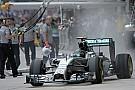 Mercedes: Hihetetlen volt Rosberg tempója