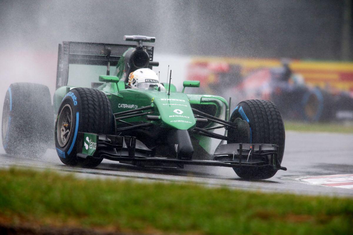 Kobayashi fix a Caterhamnél: a japán versenyző örömmel lesz ott Abu Dhabiban