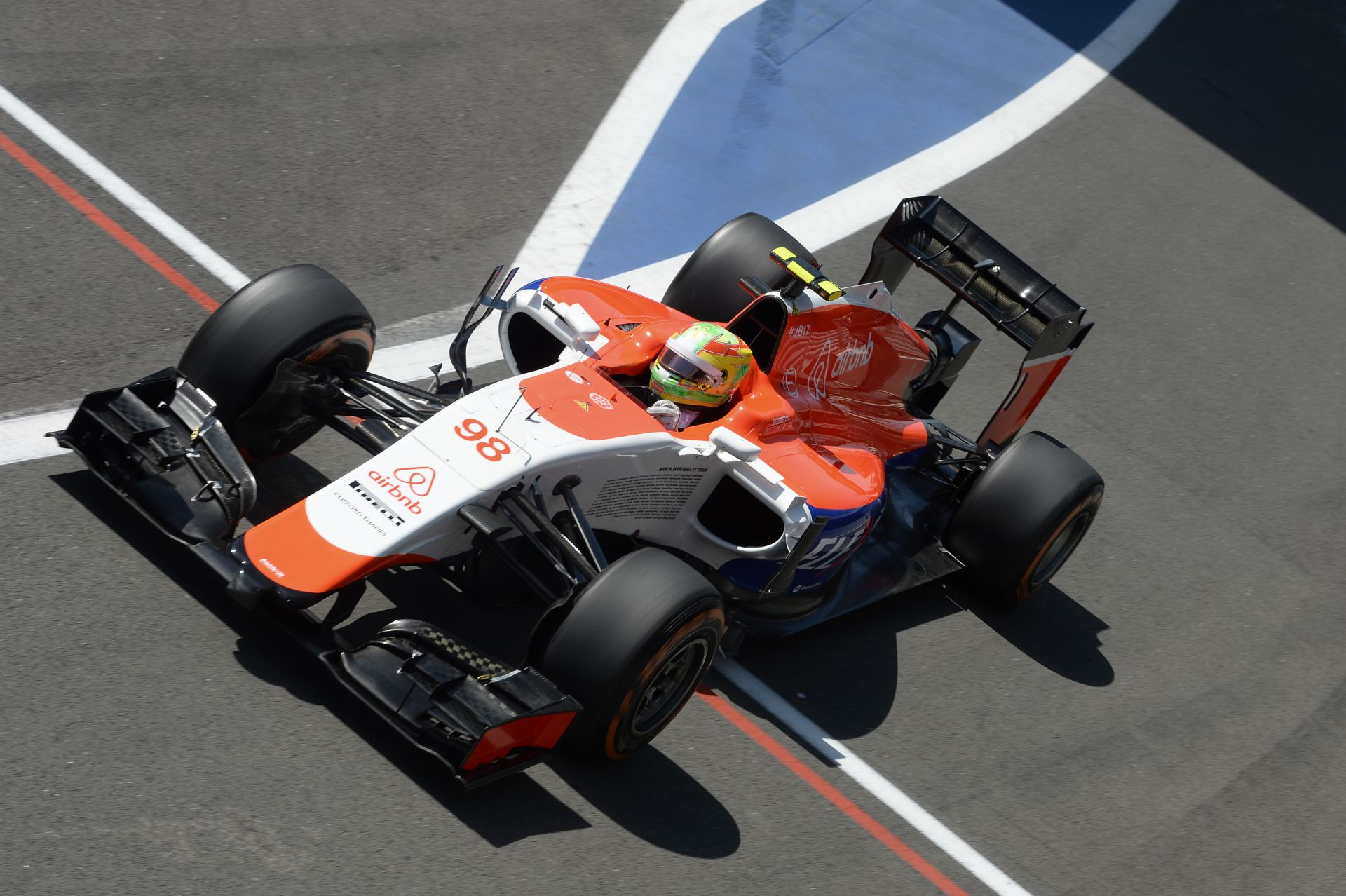 Amerikai F1-es csapat lehet a Manorból