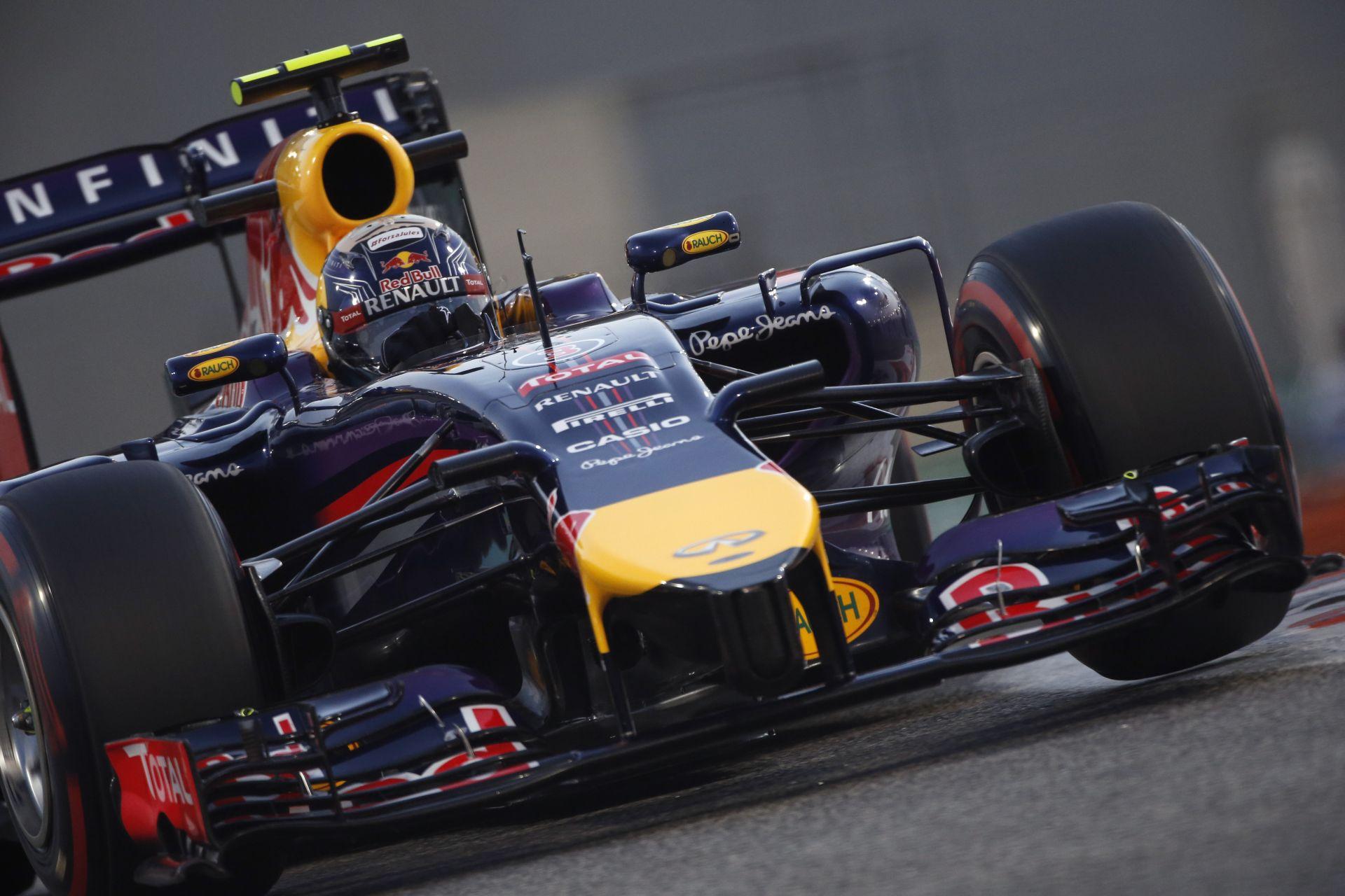A Red Bull sajnálja Vettel távozását, meg nem is: Itt van Ricciardo, a jövő bajnoka!