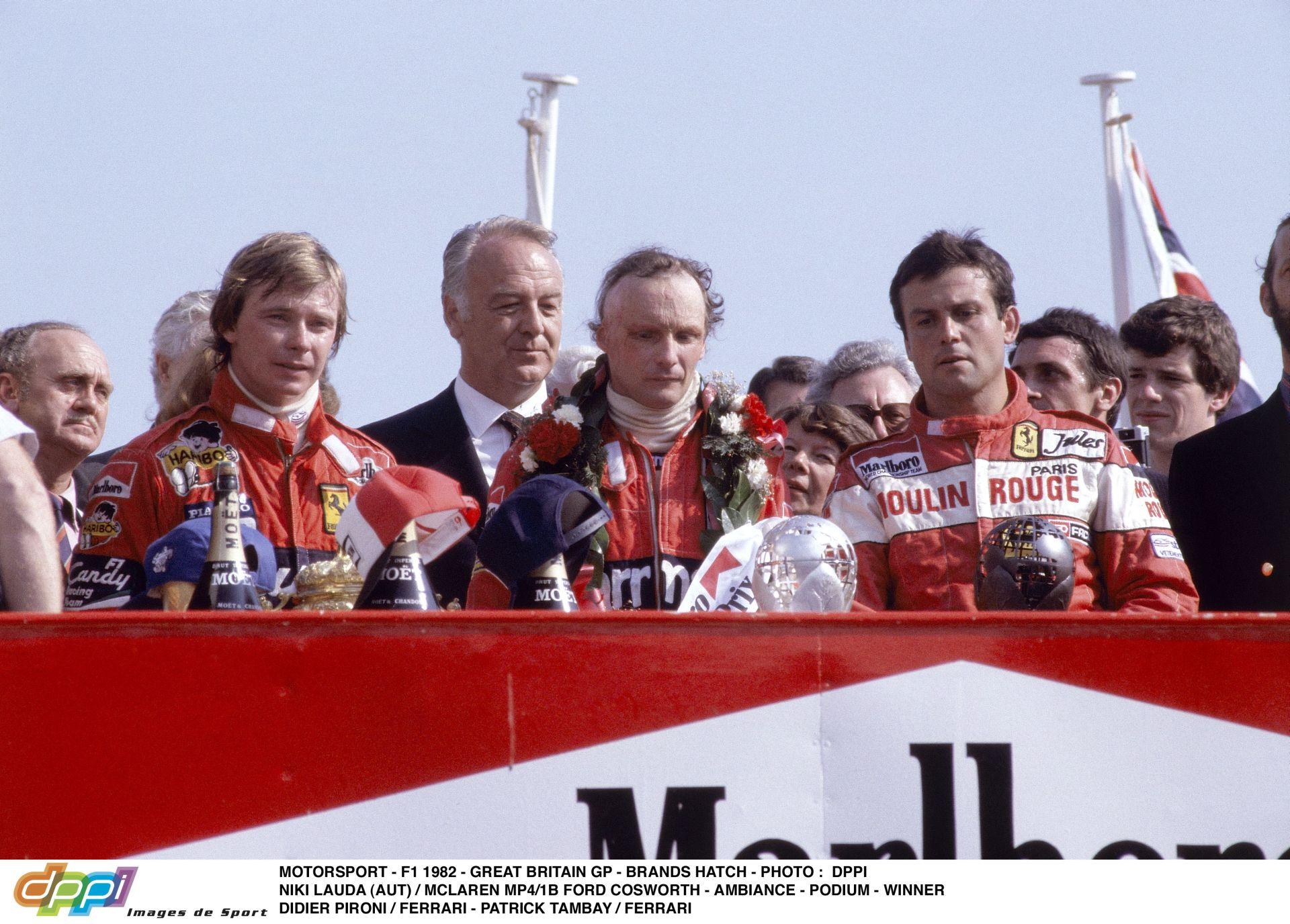 Ezen a napon a Forma-1-ben: Lauda megnyeri a Brit Nagydíjat a McLarennel