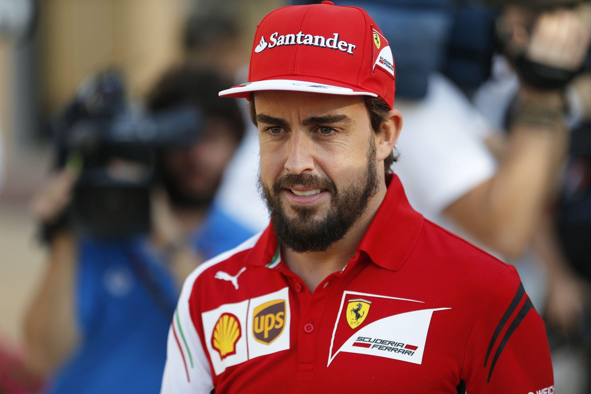Alonso: Most egy új csapathoz szerződöm, és sok munka vár rám, de nagyon lelkes vagyok!