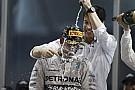 Hamilton címvédéseket akar a Mercedesnél
