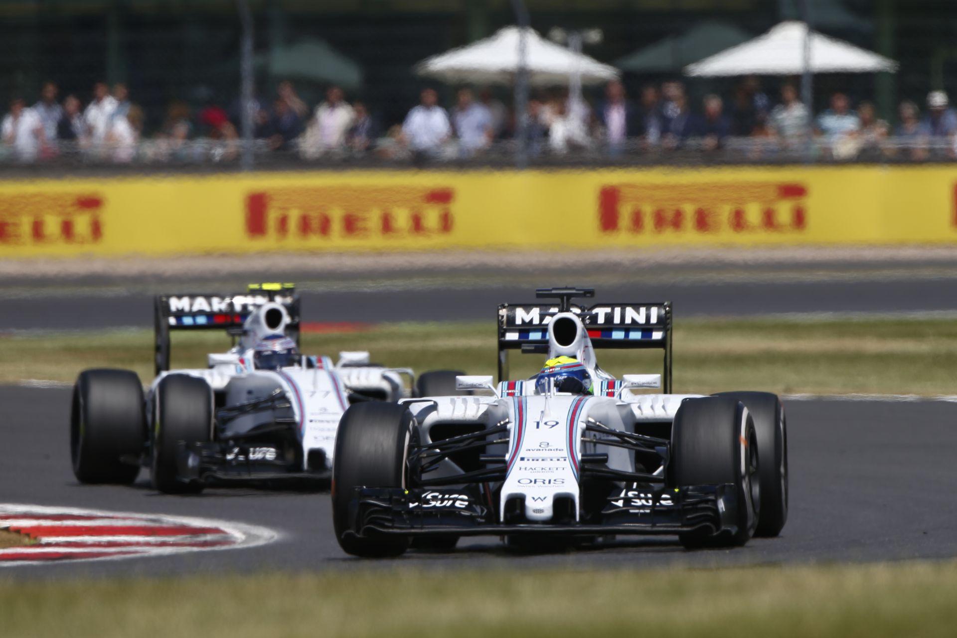 """A Williams új """"csodaszárnnyal"""" kerülne a Ferrari elé a Hungaroringen!"""