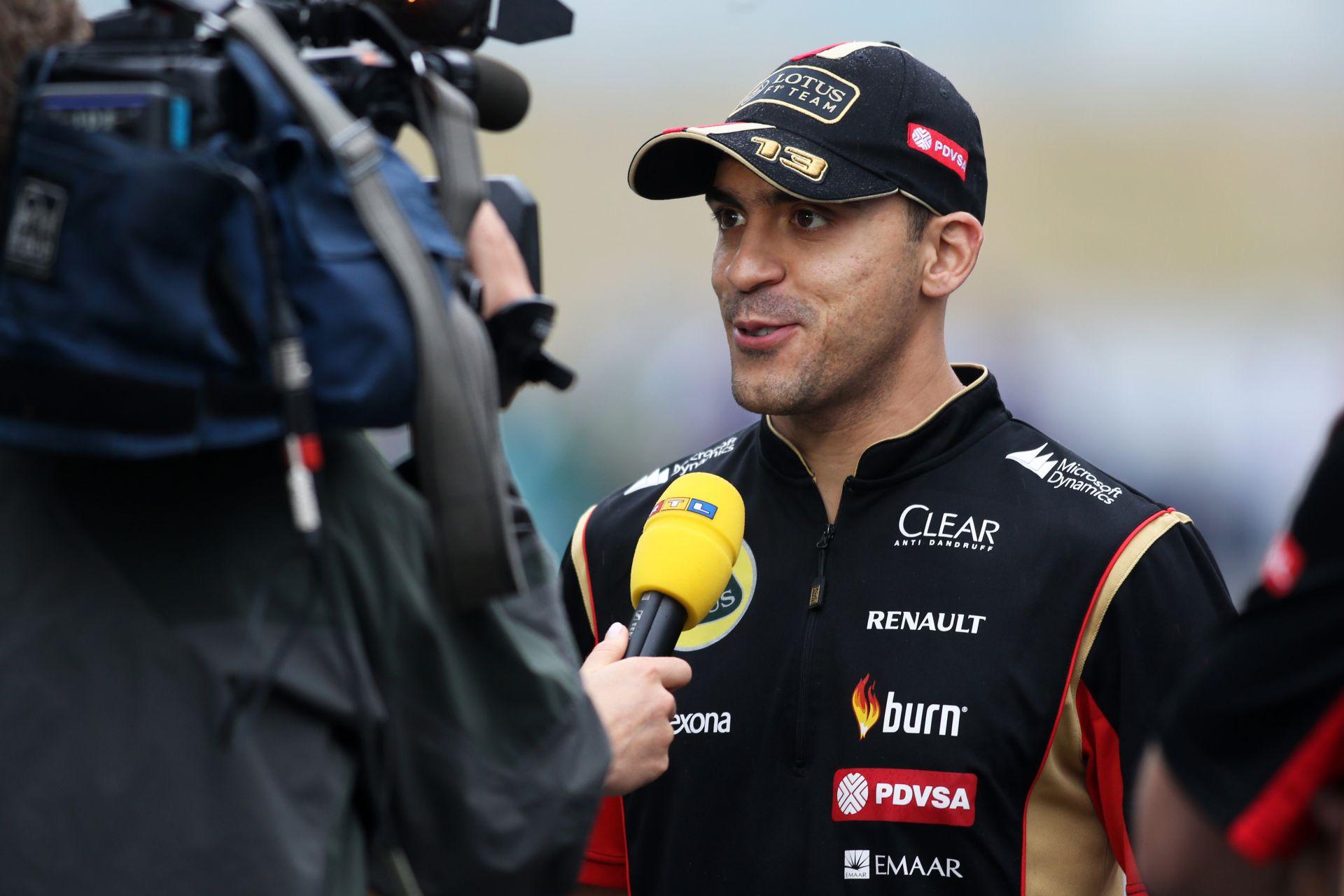 10-helyes rajtbüntetést kapott Maldonado a Japán Nagydíjra