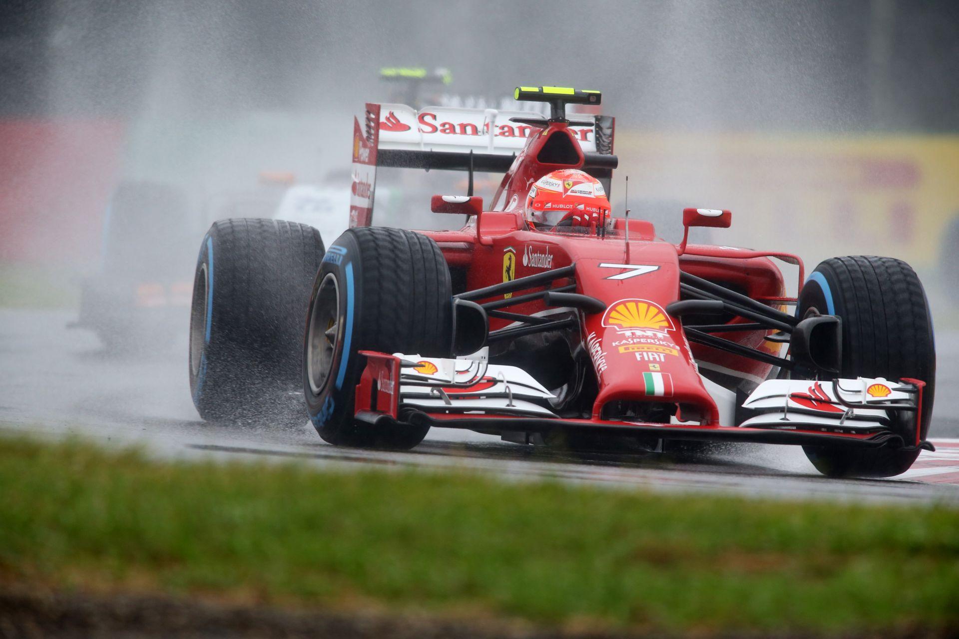 A Ferrari sem tudja, hogy mi vár rá az Orosz Nagydíjon