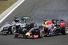 A Mercedes védelmébe vette Hamiltont - de azért Vettelre nagyon figyelniük kell!