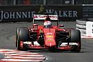 A Ferrarinál csak az esőre lehet panasz eddig, amúgy minden jónak tűnik!