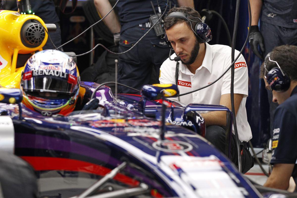 Nem Vettelen múlik, hogy mikor beszél a jövőjéről: vajon csalódott, hogy nincs ferraris teszt év végén?