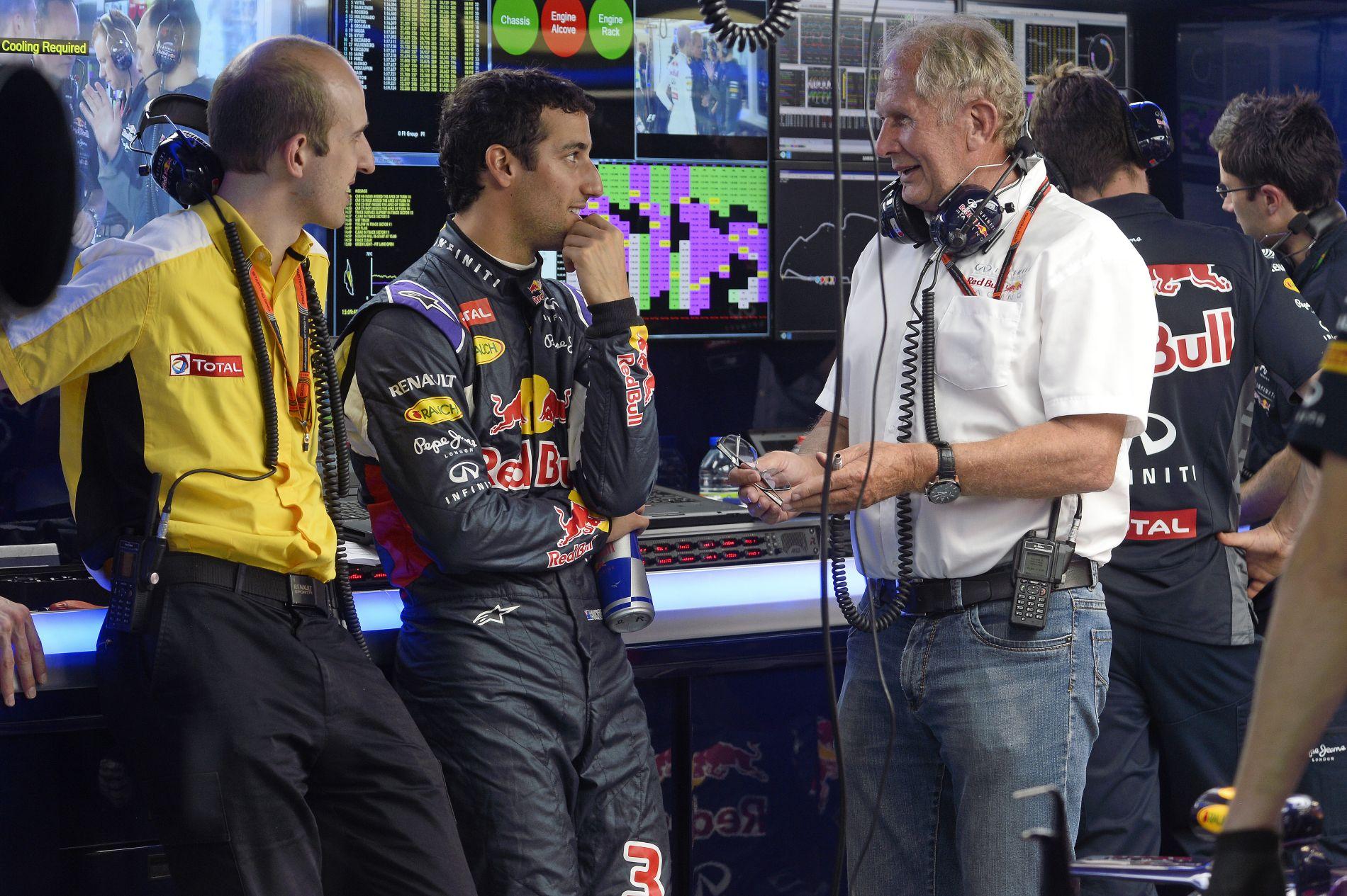 A Red Bull egy pónival vett részt a kanadai galoppon