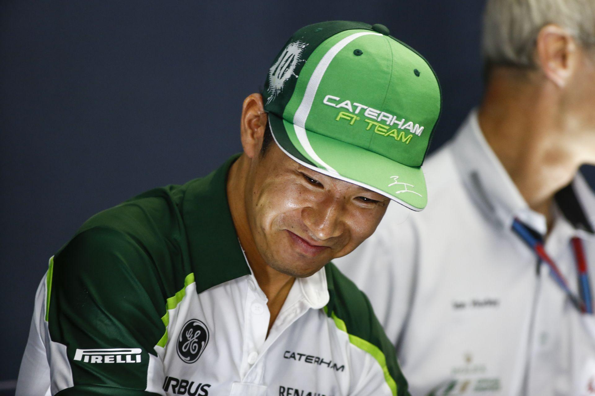 Kobayashi szinte biztosan nem tér már vissza a Forma-1-be