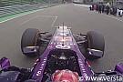 Egy igazi F1-es videó az ínyenceknek: Hosszabb onboard összeállítás, ahogy a 17 éves Verstappen küldi neki az RB8-cal Spa-ban