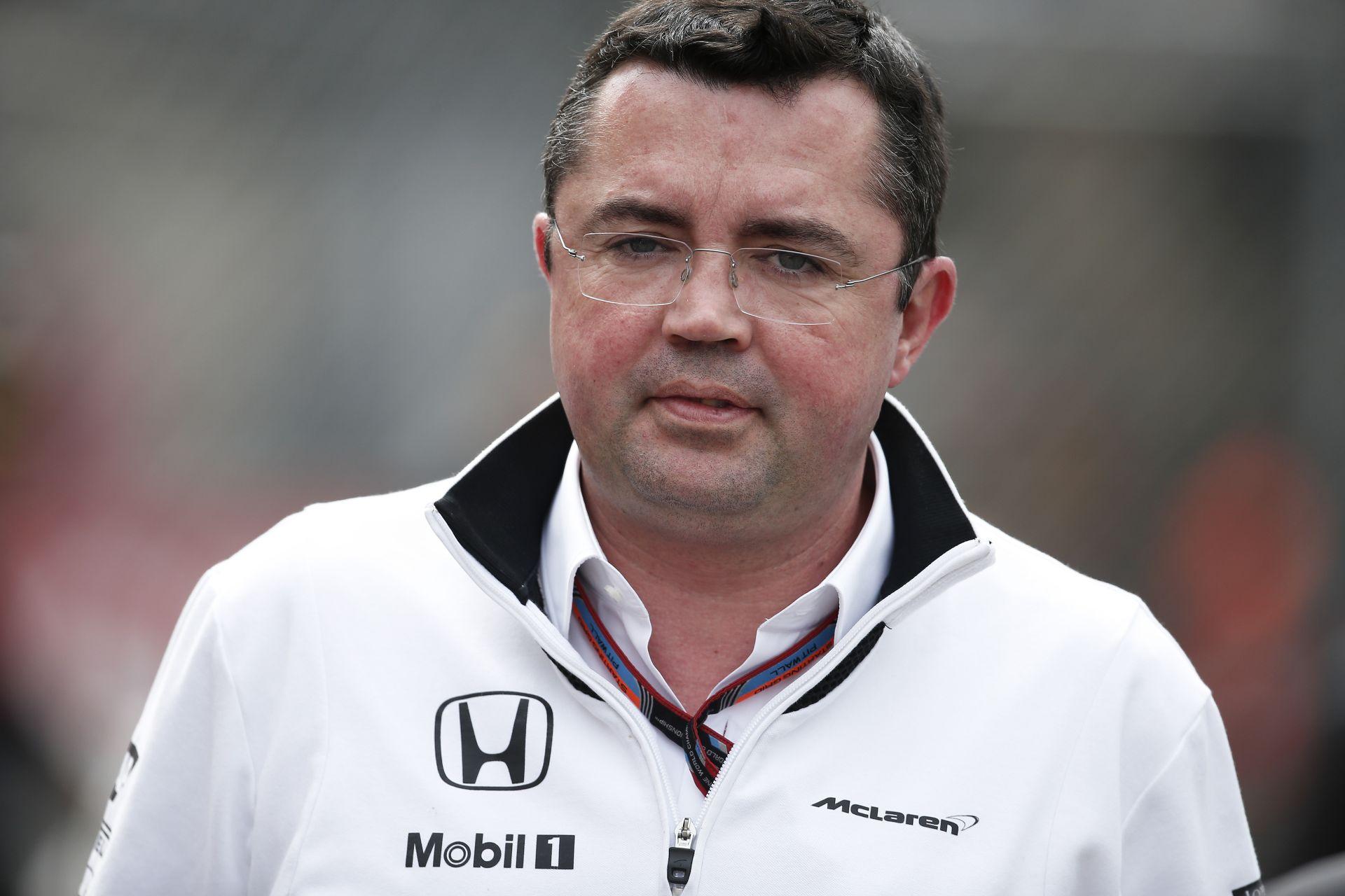 Életveszélyben volt a McLaren-Honda csapatfőnöke