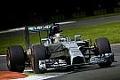 Hamilton megnyerte a monzai időmérőt Rosberg és Bottas előtt! A Ferrari eltűnt, Raikkönen különösen…