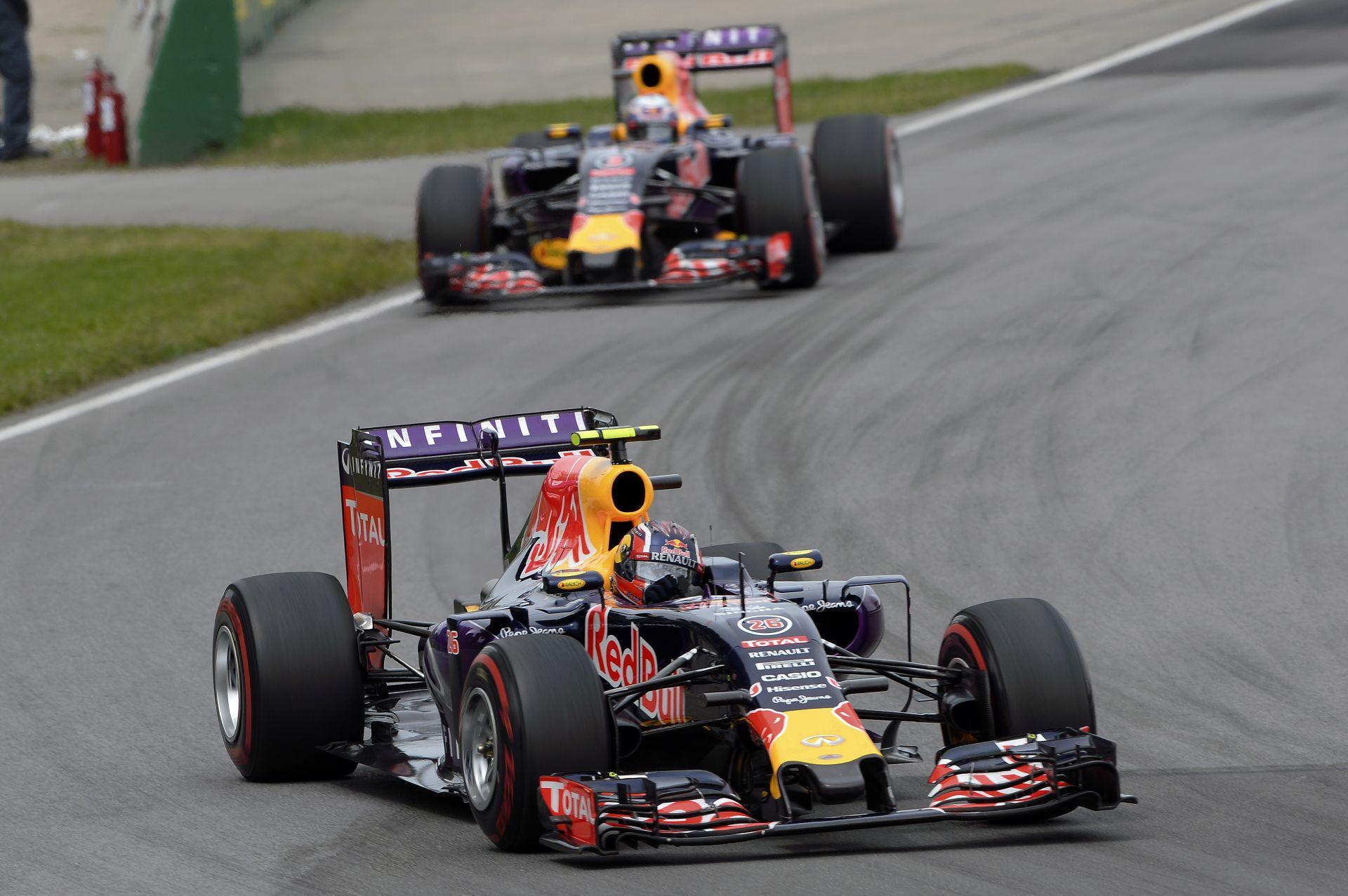 Mindkét Red Bull várhatóan 10 helyes rajtbüntetést kap az Osztrák Nagydíjra