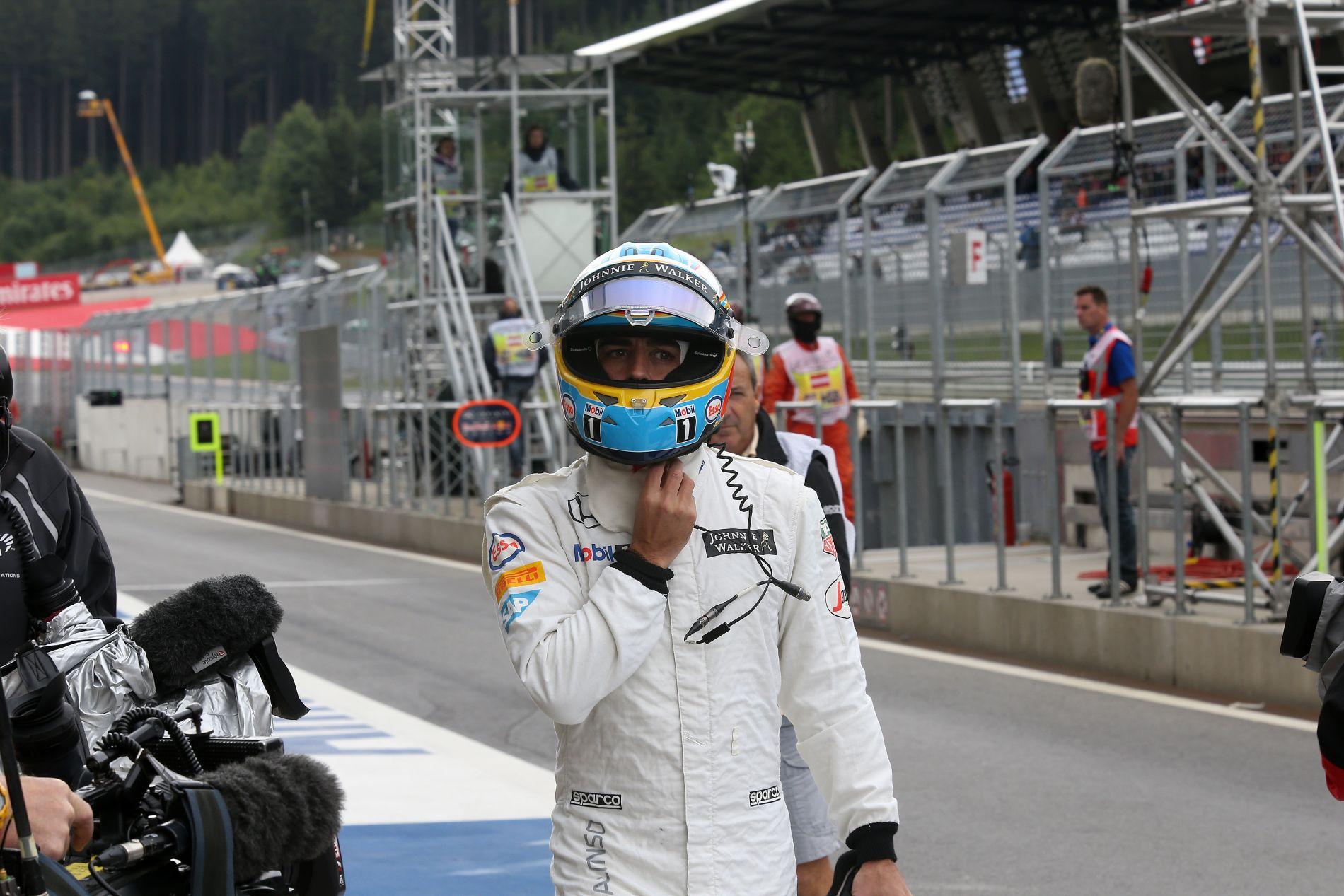Alonso: verhetnénk a fejünket a falba, helyette inkább tanulunk